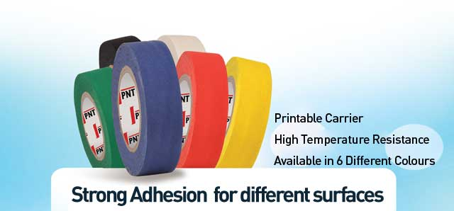 Colorful Heat-Resistant Tape